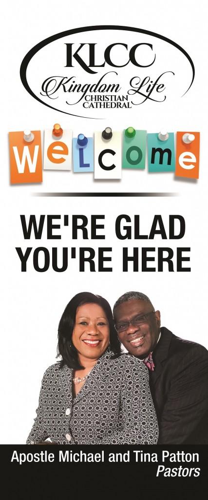 welcome banner wbg